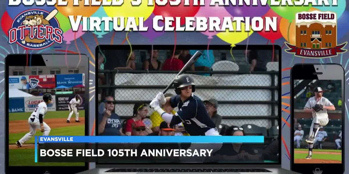 Evansville Otters host virtual event to celebrate Bosse Field's 105th anniversary