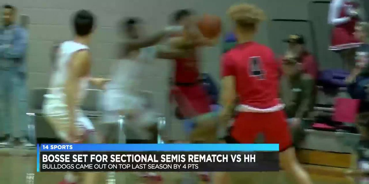 Bosse preps for River City Showcase Tues. against Heritage Hills