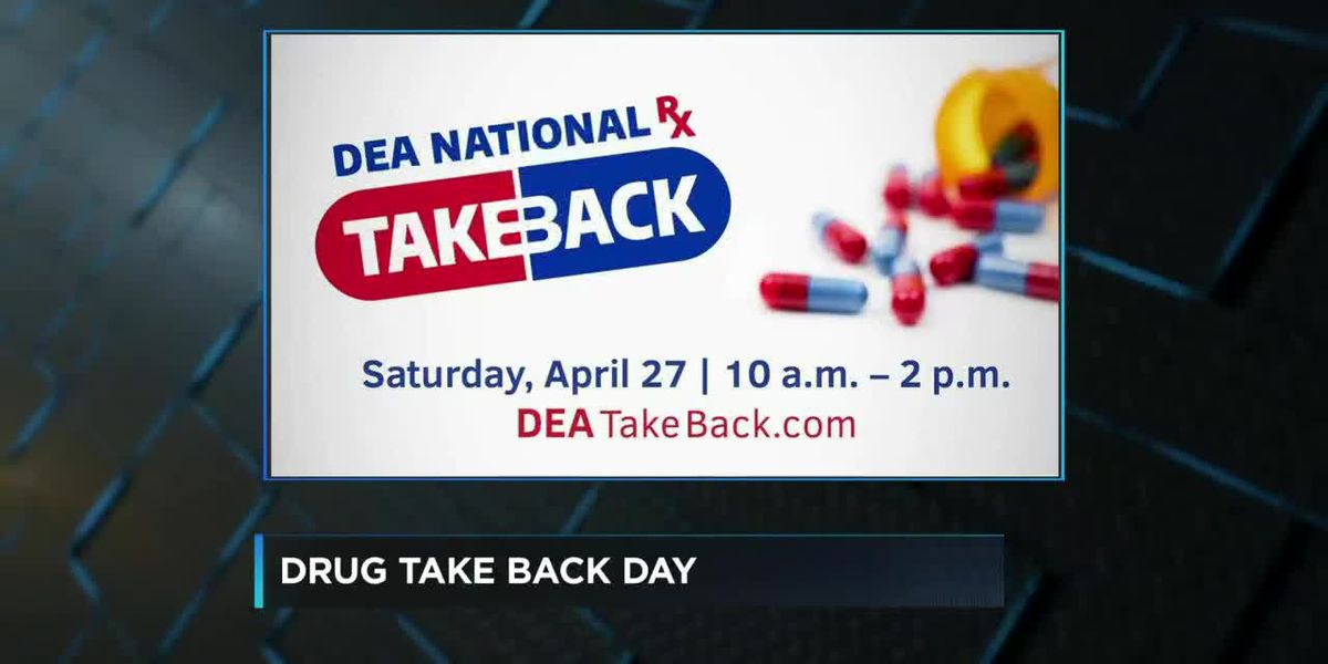 Neighborhood Watch: Drug Take Back Day; Owensboro's 'Run From the Cops 5K'