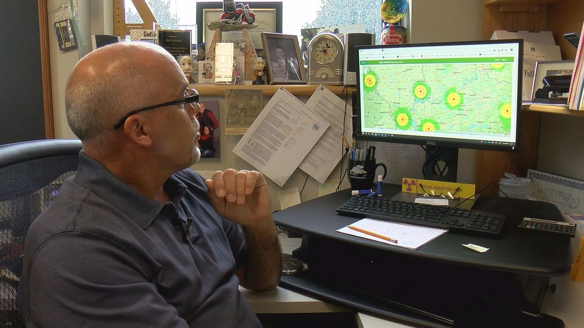 Gibson Co. EMA meets with the NWS to discuss possible impact of wind farms