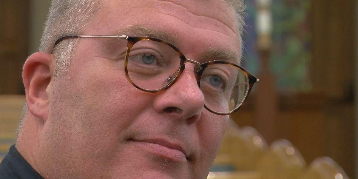 Jasper priest remembers Isabelle Meyer