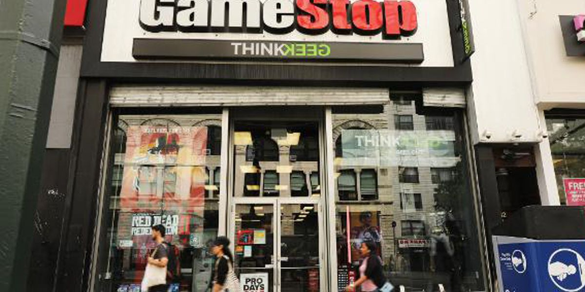 Robinhood restricts stock trading in GameStop, other companies