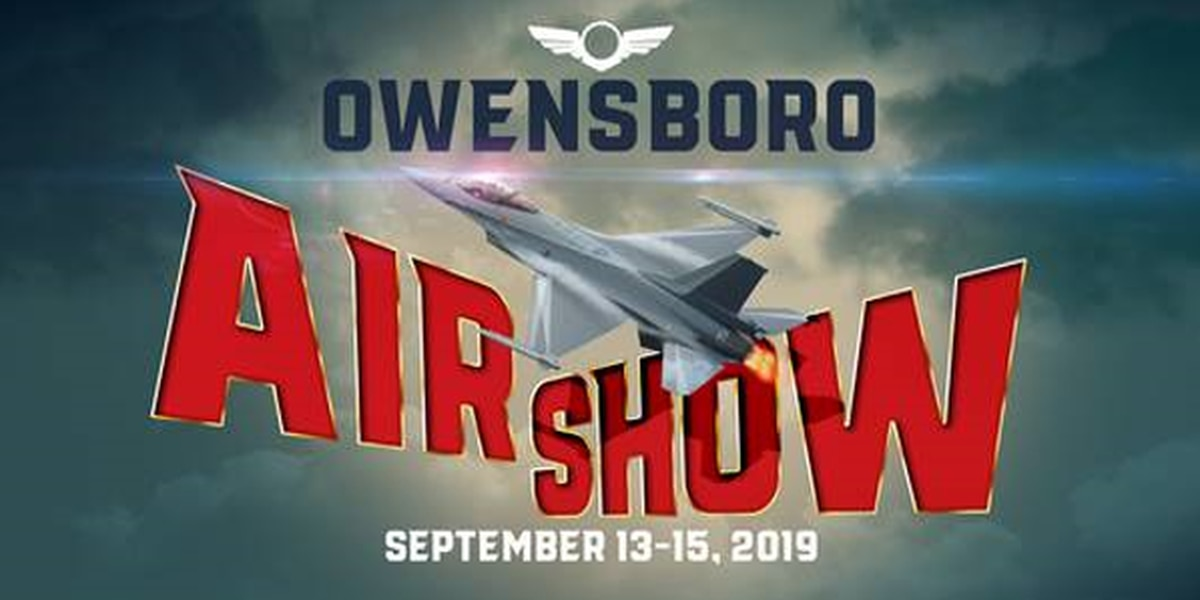Travelers come from all over to see Owensboro Air Show