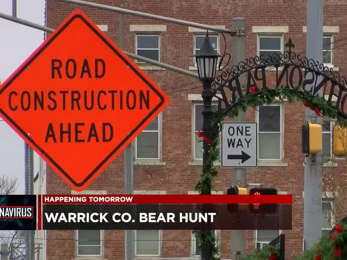 Warrick Co. Bear Hunt starts Sun.