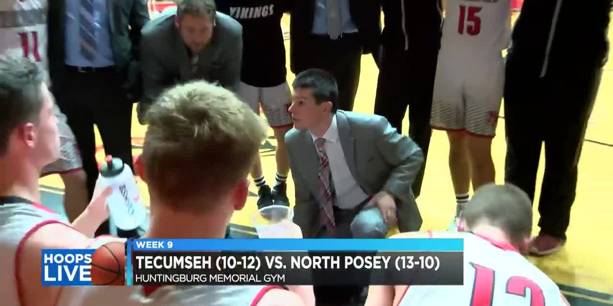 Hoops Live: Tecumseh vs. North Posey