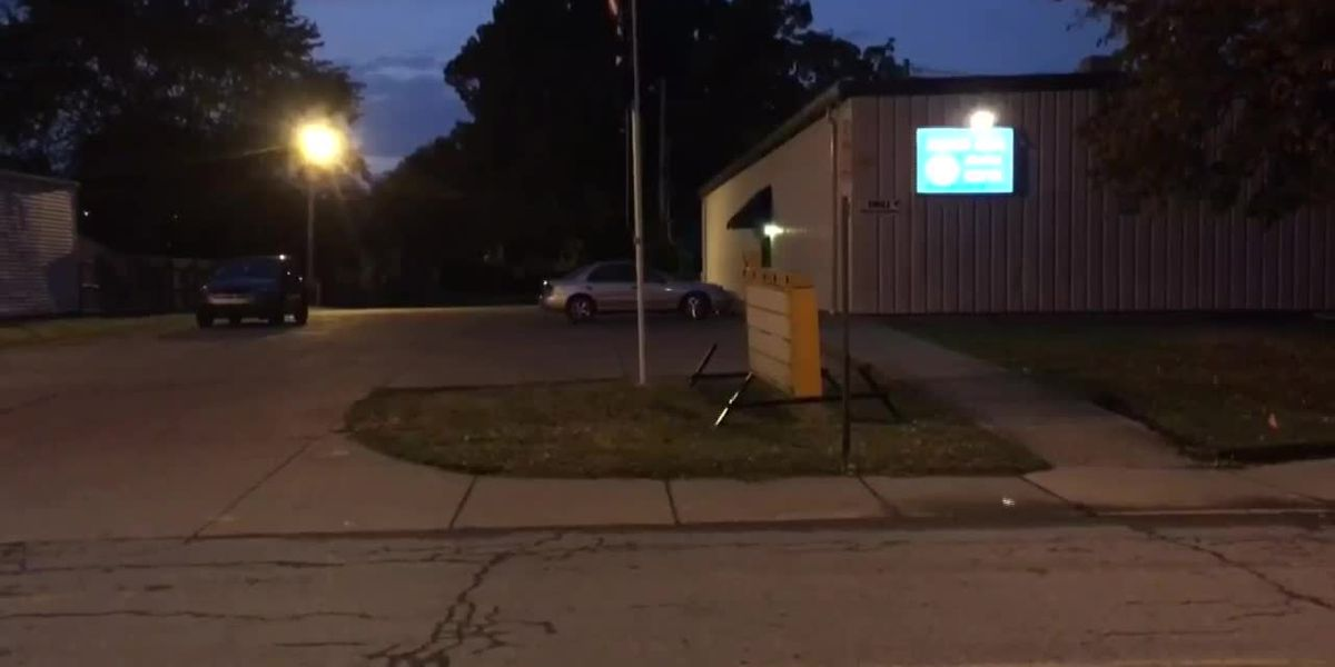 Five people shot outside American Legion, man arrested