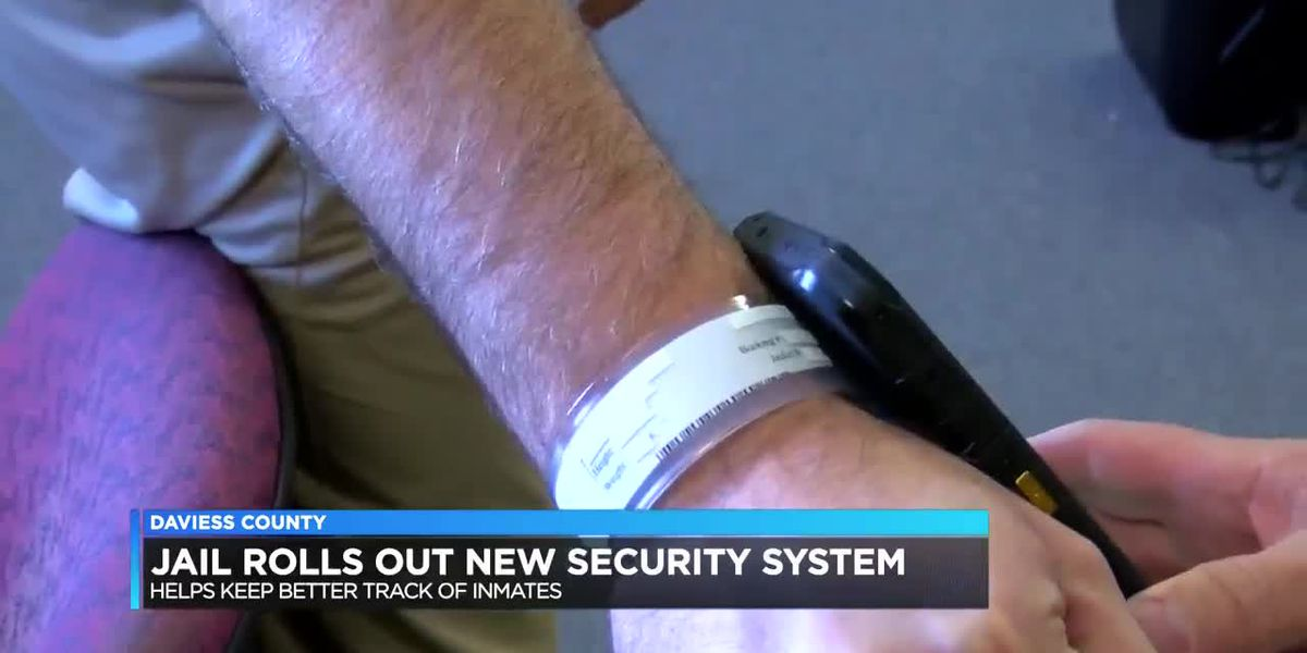 Daviess Co. jail gets new security measure