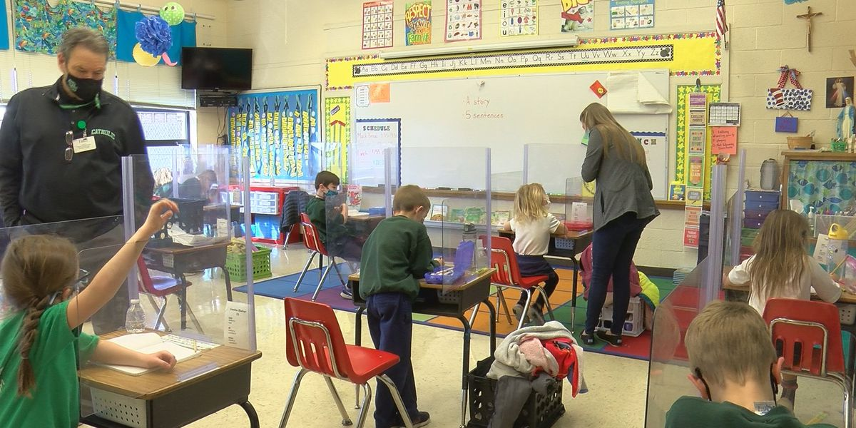 Community Conversation: Kentucky schools adjust to pandemic learning one year later
