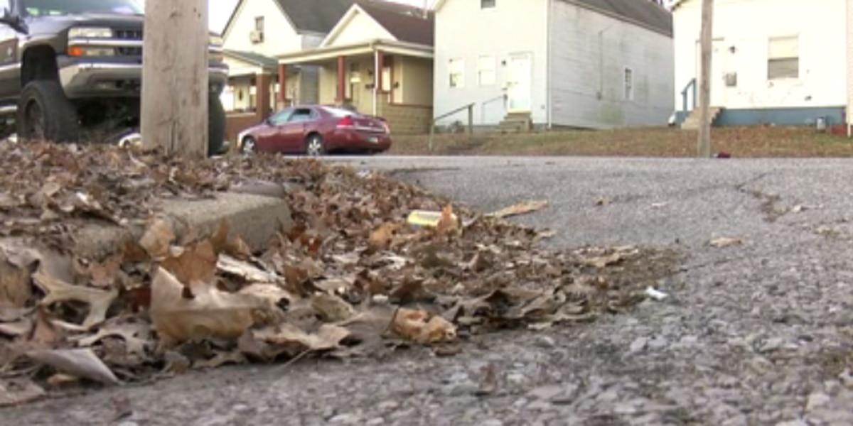 Evansville prepares for flooding with rain in the forecast