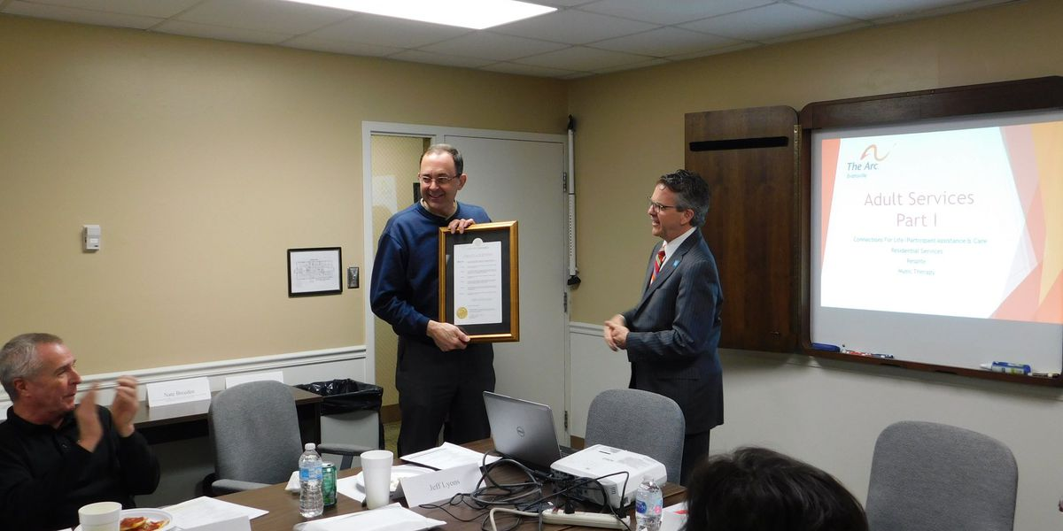Mayor proclaims 3/20 to be Jeff Lyons Day