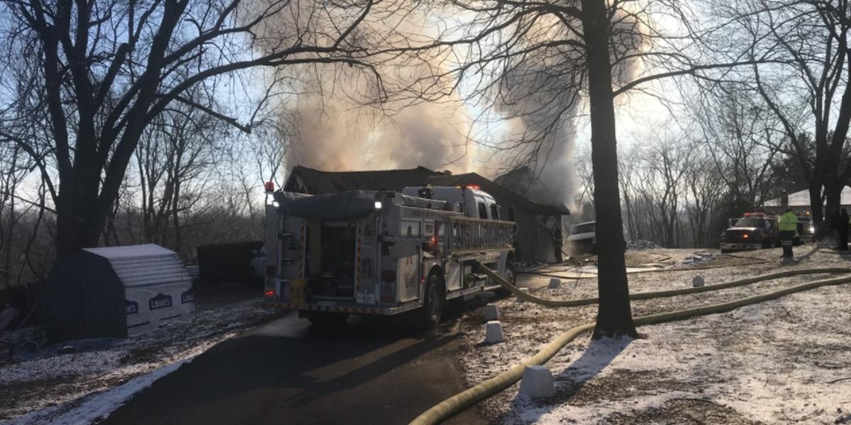Dispatch: Crews respond to Henderson fire