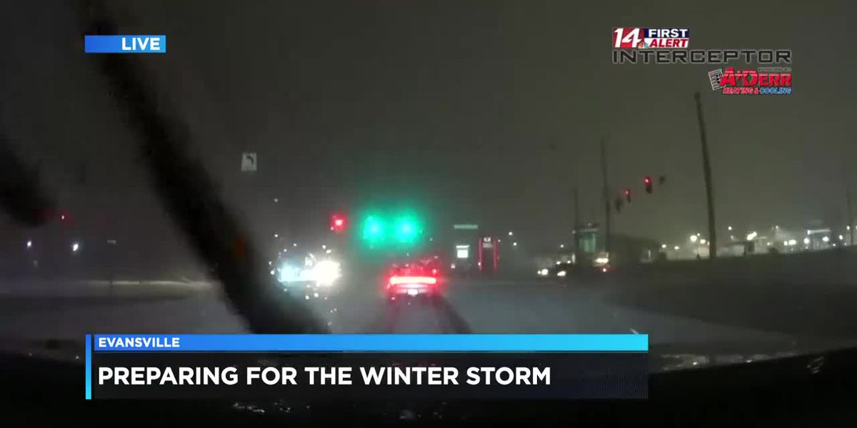 Tri-State preparing for winter storm