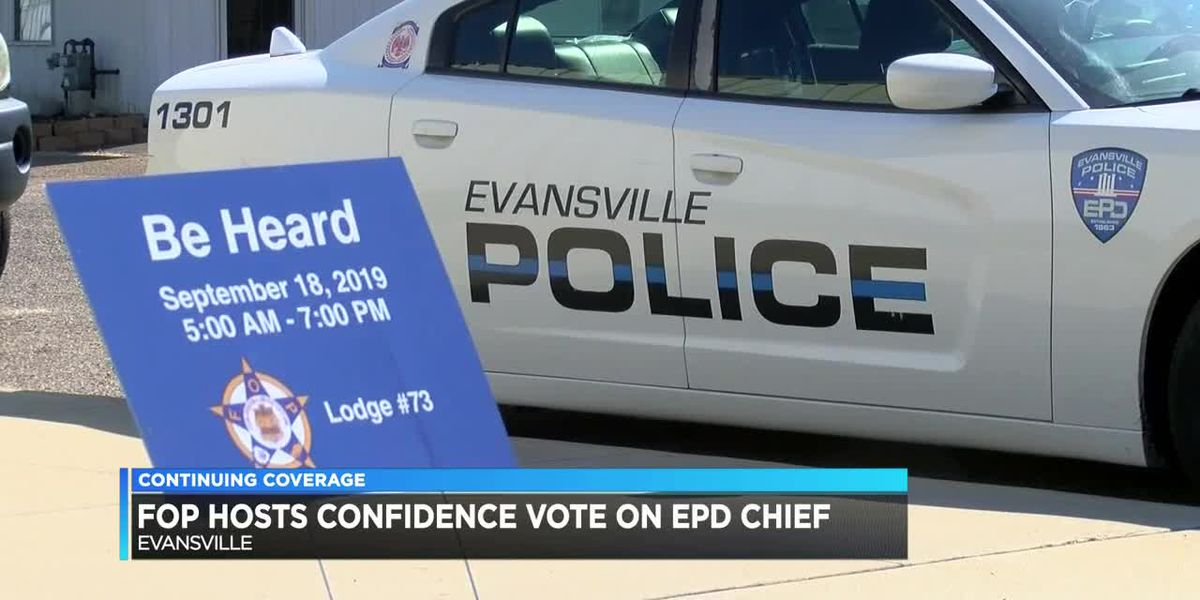 Watch Live: EPD and FOP holding news conferences concerning Chief Bolin vote