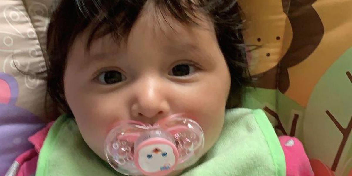 7-month-old girl found safe after Amber alert