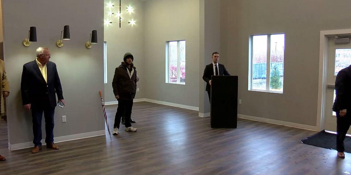 Garvin Lofts open, residents moving in soon
