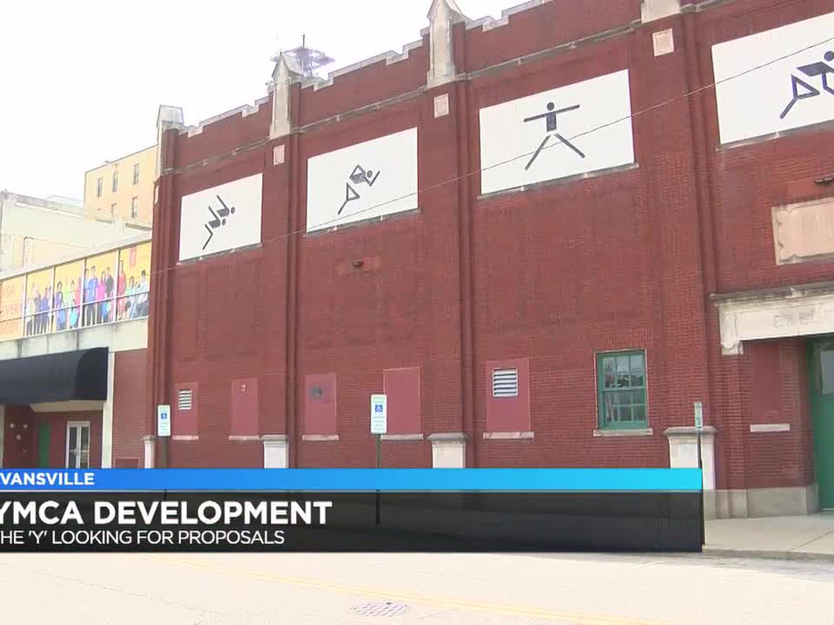 YMCA looking for proposals after new location opened in downtown Evansville