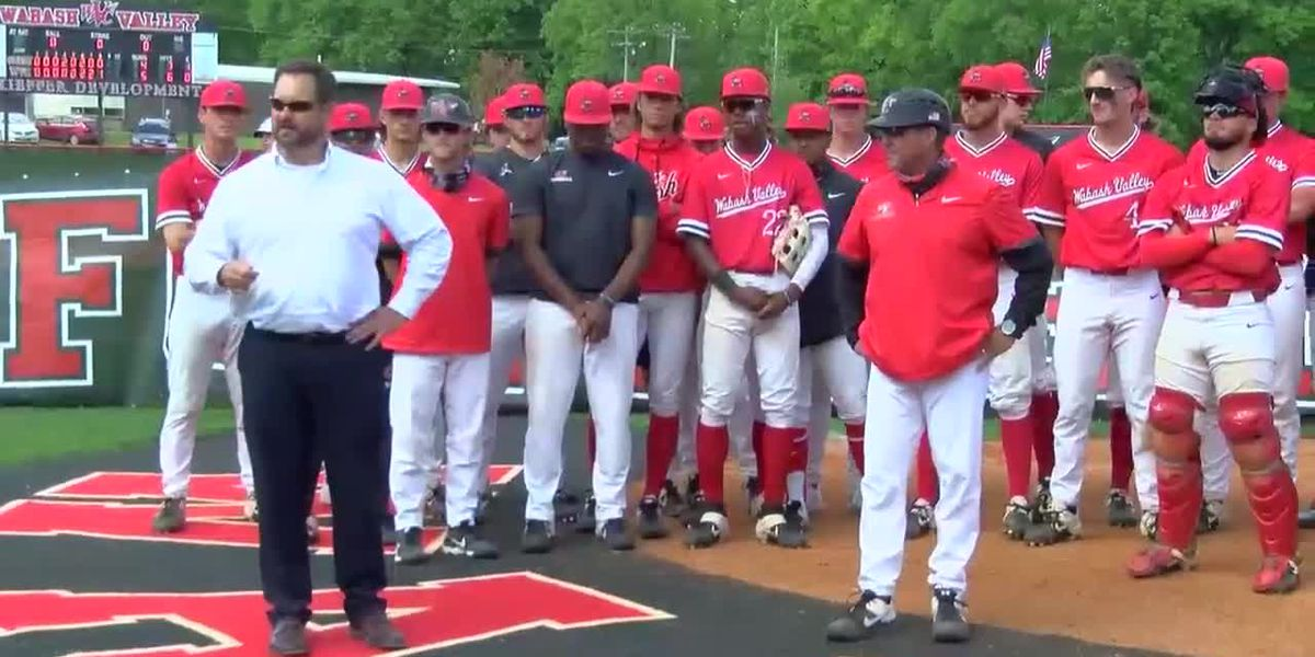 Wabash Valley names baseball field after head coach Rob Fournier
