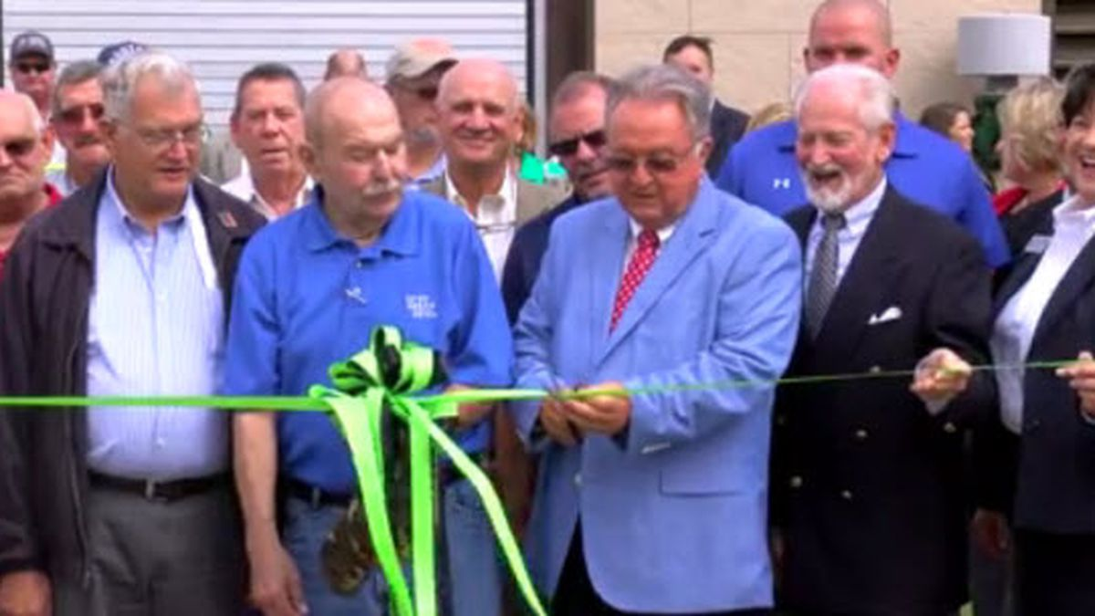 McLean Co. unveils new regional water plant