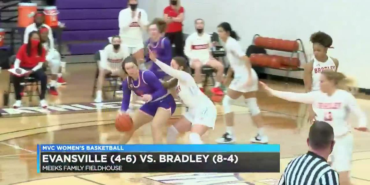 Valiant effort by Lady Aces comes up short to Bradley