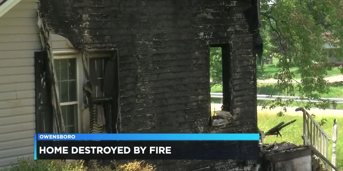 Community joining together to help house fire victim in Daviess Co.