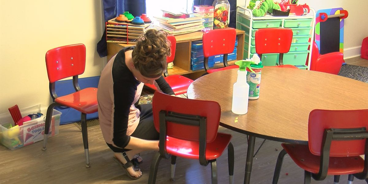 KY childcare centers prepare to reopen next week