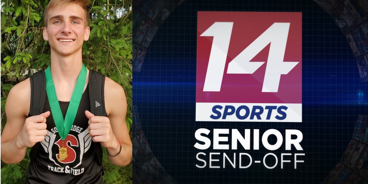 Senior Send-Off: Garrett Voegerl