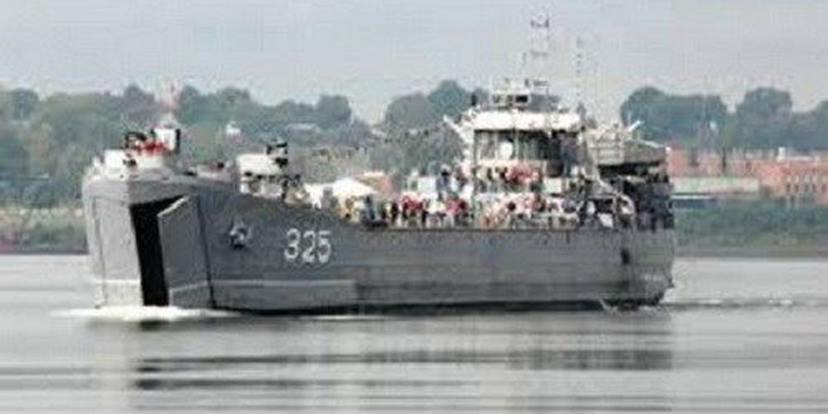LST 325 open for holiday tours