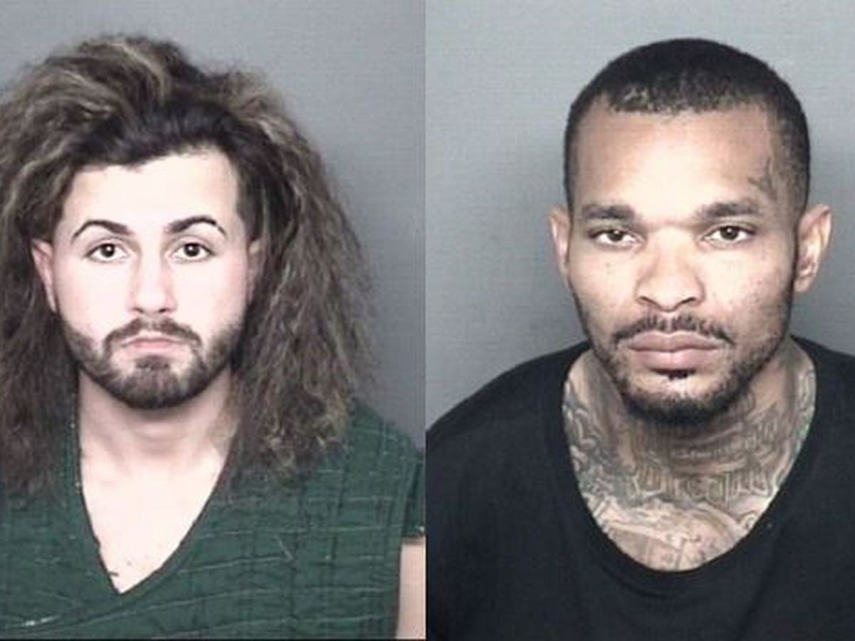 Two arrested after Vanderburgh Co. home invasion