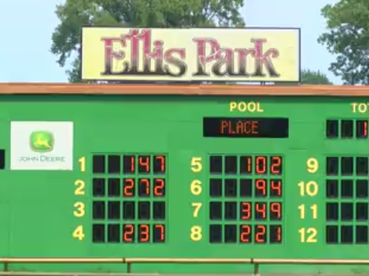 HIGHLIGHTS: Ellis Park, race 1