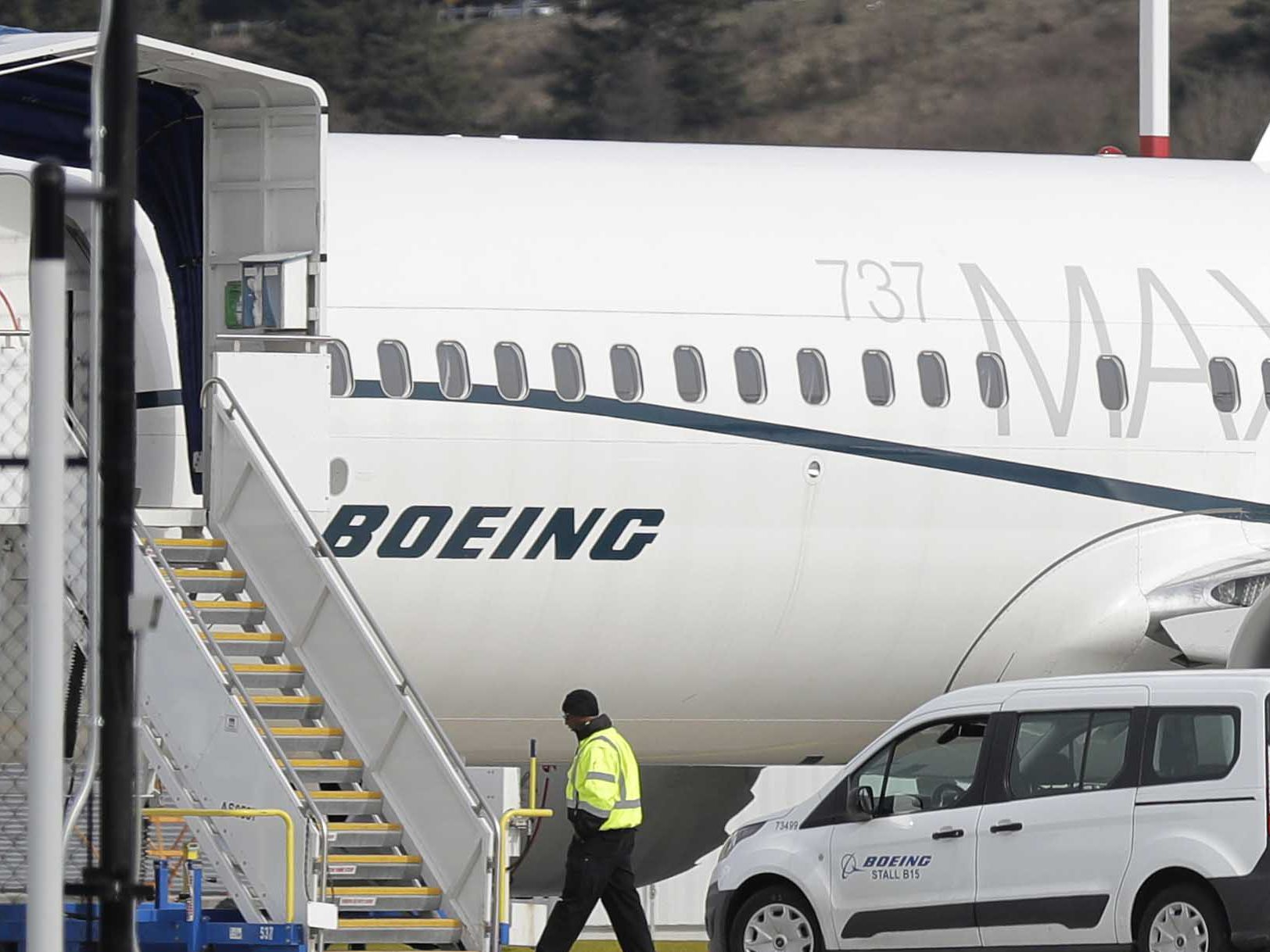 AP Source: Justice Dept. probing development of Boeing jets