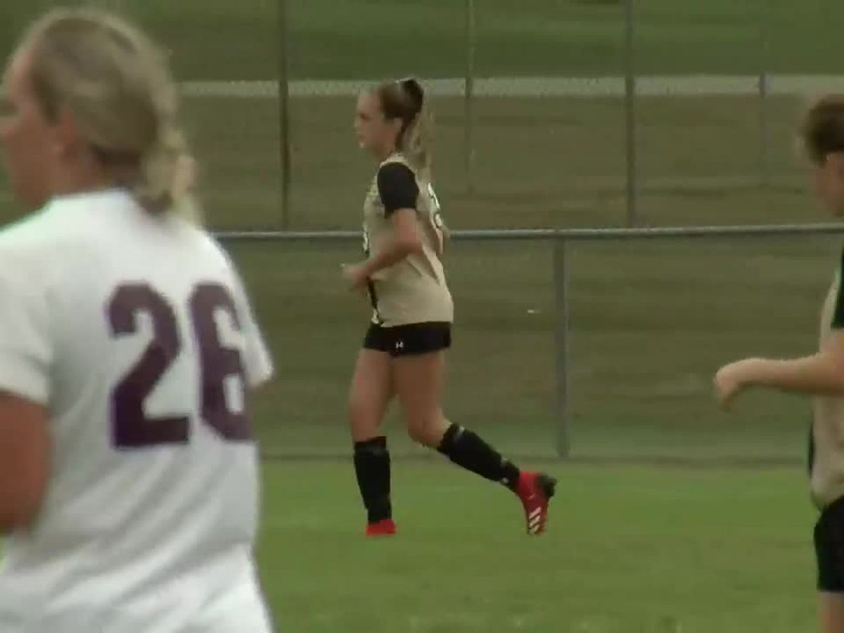 Girls Soccer: Pike Central vs. Washington highlights
