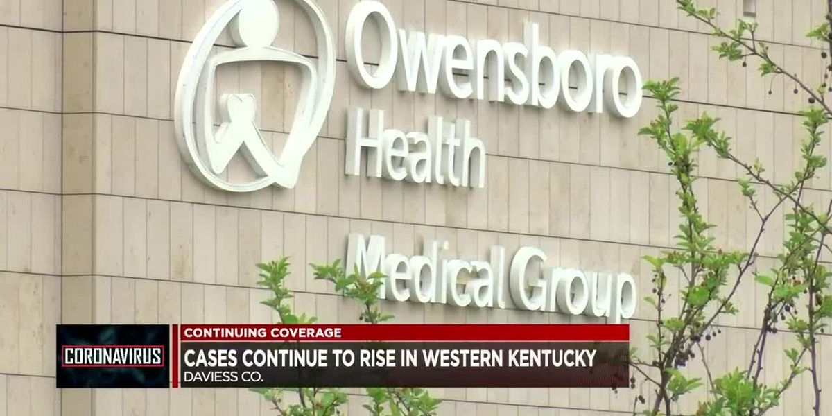 Green River District Health Dept. sees spike in western KY cases