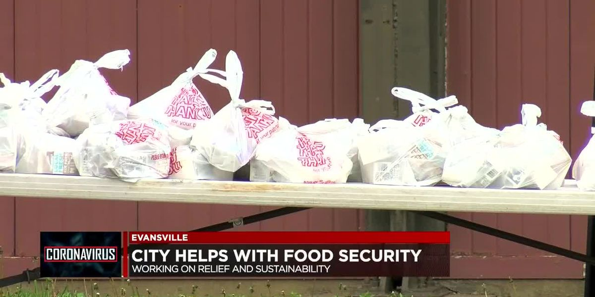 City of Evansville strives to bring food security to local communities