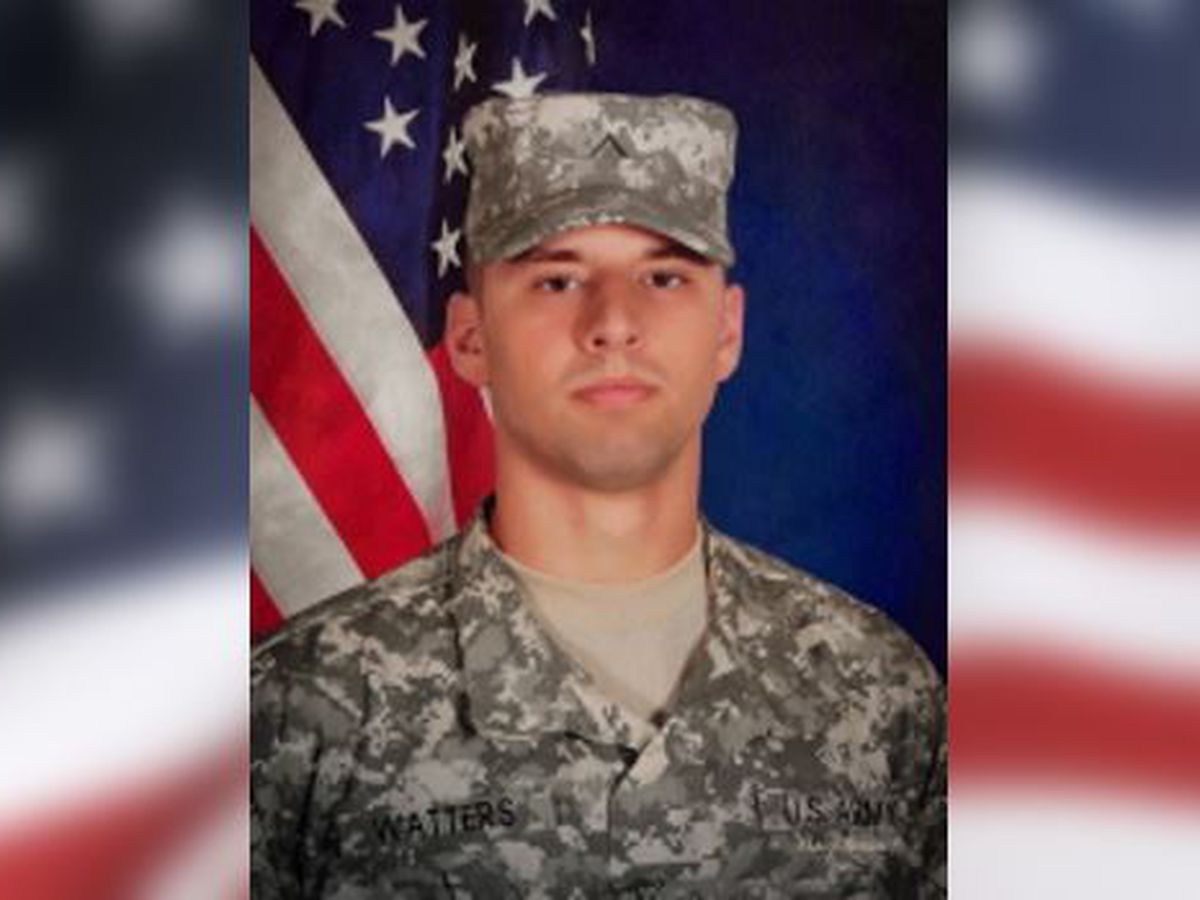 Funeral service for fallen Evansville soldier will be held Wednesday