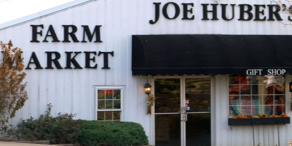 Huber's Farm stays in the family