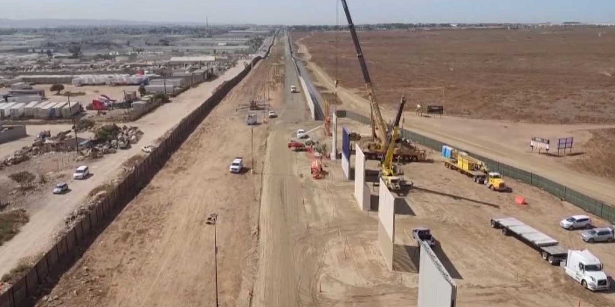 Government shutdown looms over border wall fight