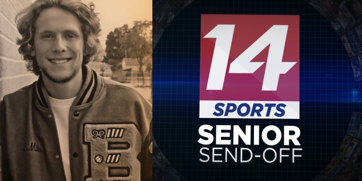 Senior Send-Off: Zeb Miles