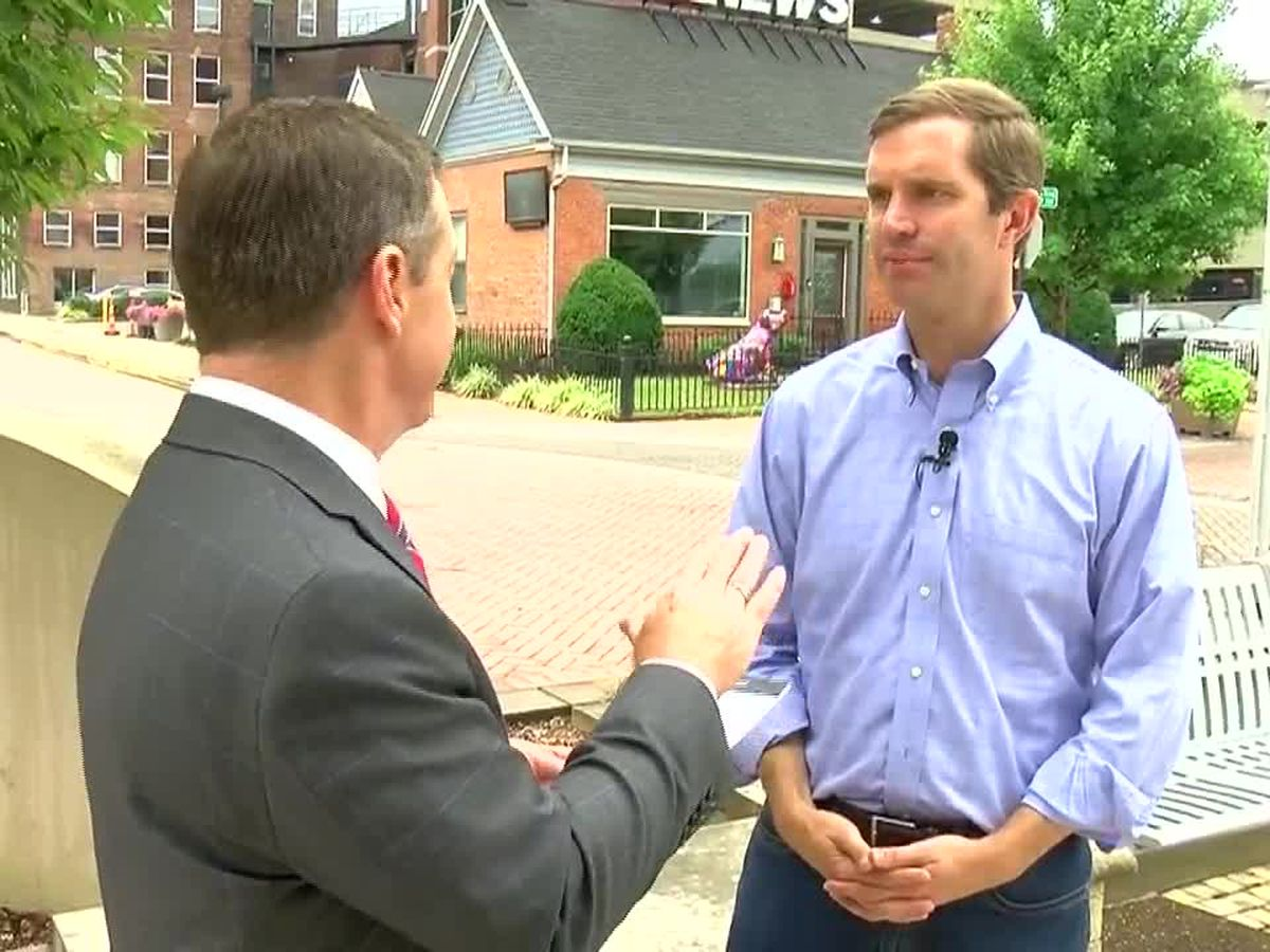 Web Exclusive: Randy Moore interviews Andy Beshear