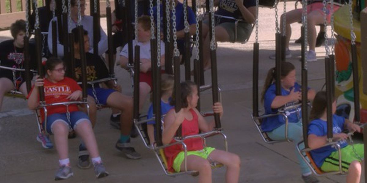 Holiday World hosts annual 'Play Day'