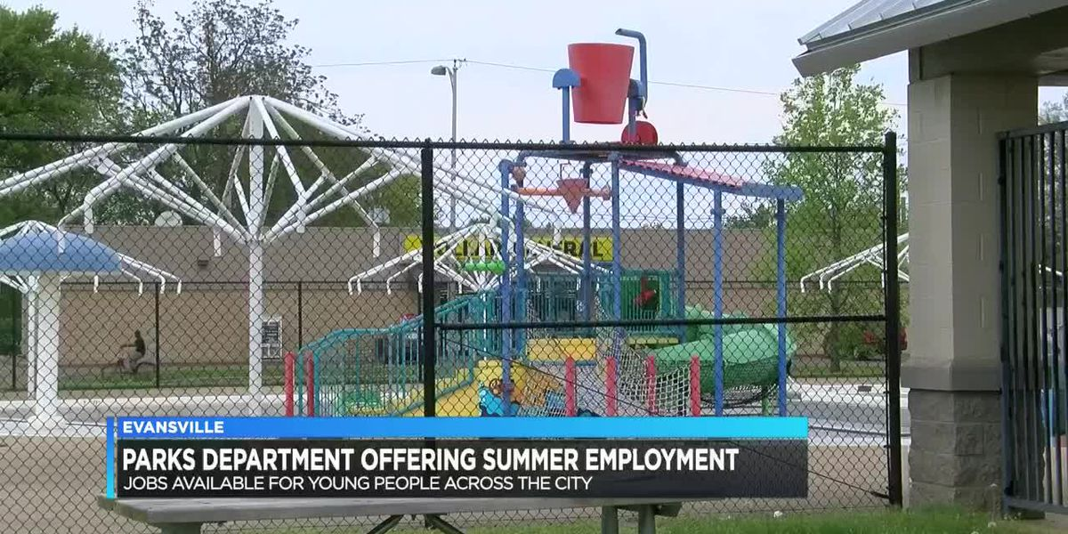 Dept. of Parks & Rec gear up for summer job openings