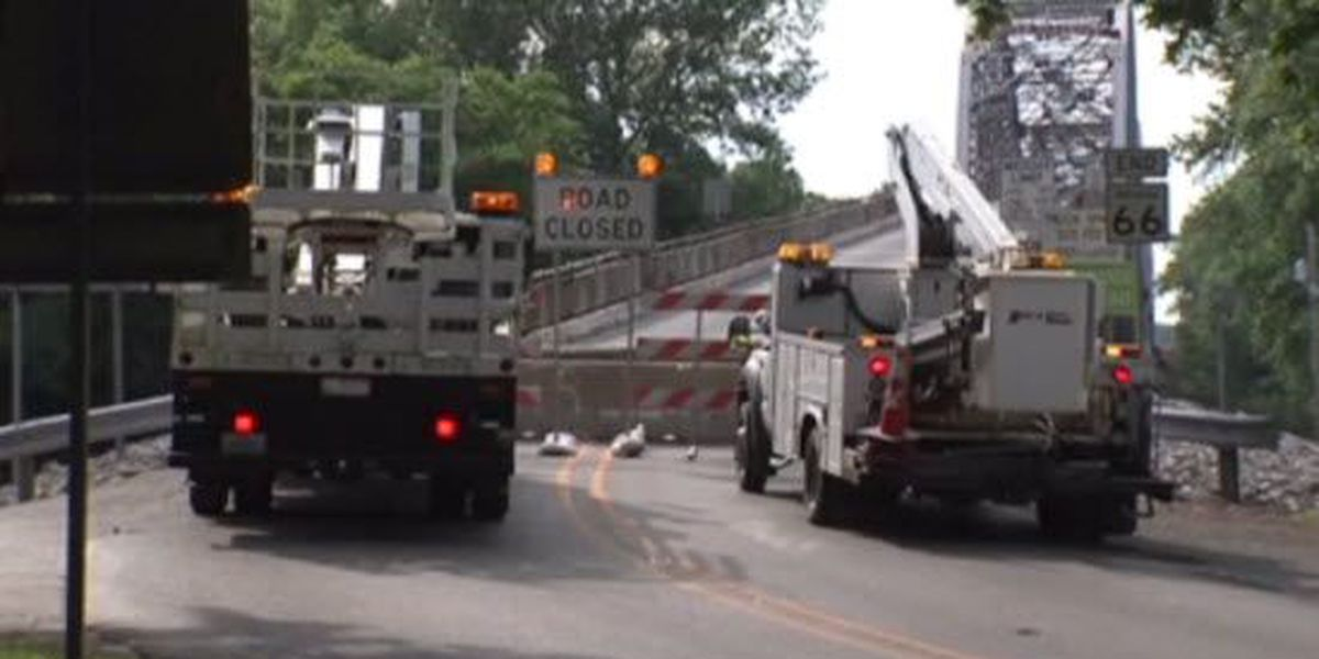 Committee still hopes to get Harmony Way Bridge reopened
