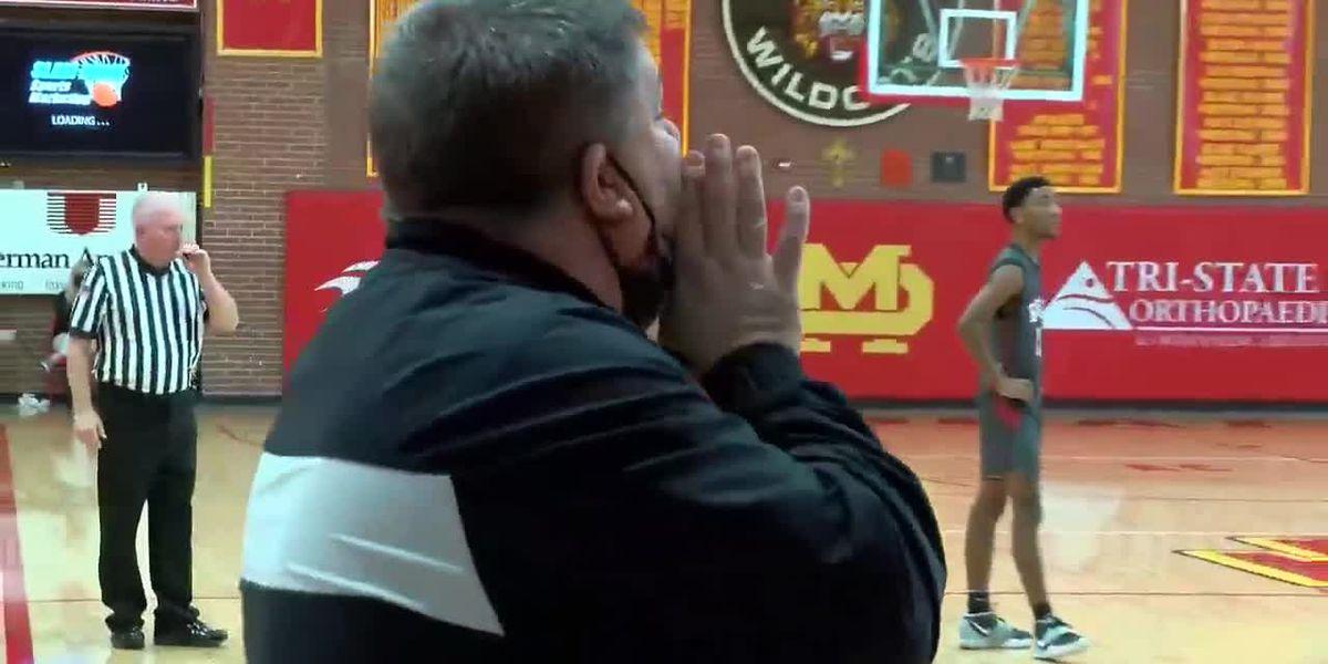 HS Boys Basketball: Bosse vs. Mater Dei