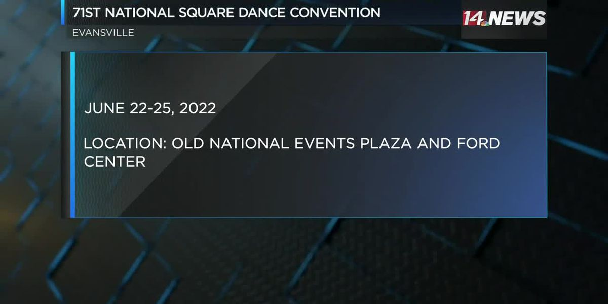 National Square Dance Convention coming to Evansville