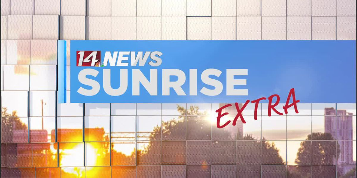 14 News Sunrise Extra 4/16