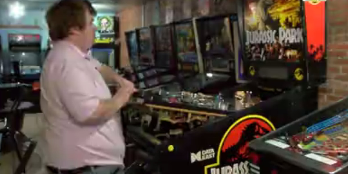 High Score Saloon owners donate money found in free arcade games