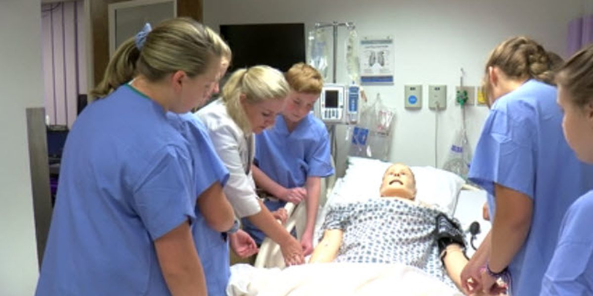 Students get first-hand look at healthcare, medical jobs