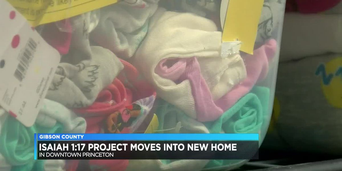Isaiah 1:17 Project moves into new location in downtown Princeton