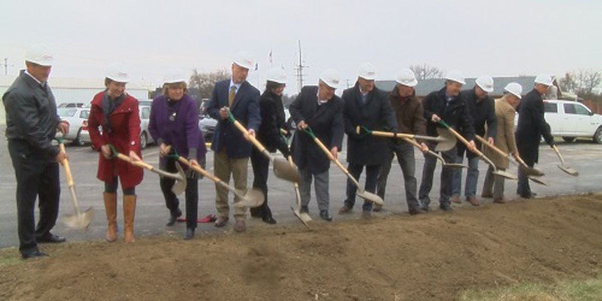 Nylene breaks ground on expansion