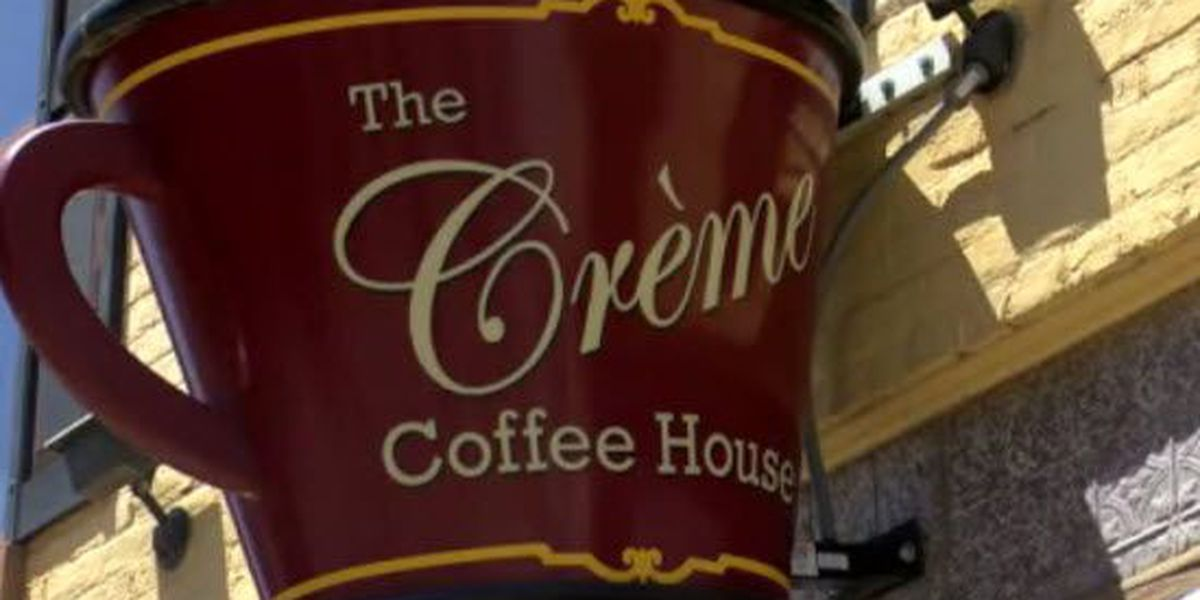 Renovations coming for Creme Coffee House