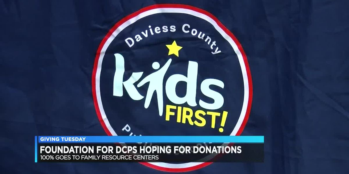 Foundation for DCPS hoping for donations on Giving Tuesday